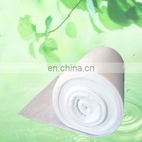 Nonwoven Good flexibility Down Imitated Textile Wadding