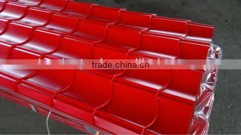 Metal Wall Panel/Roofing Sheet