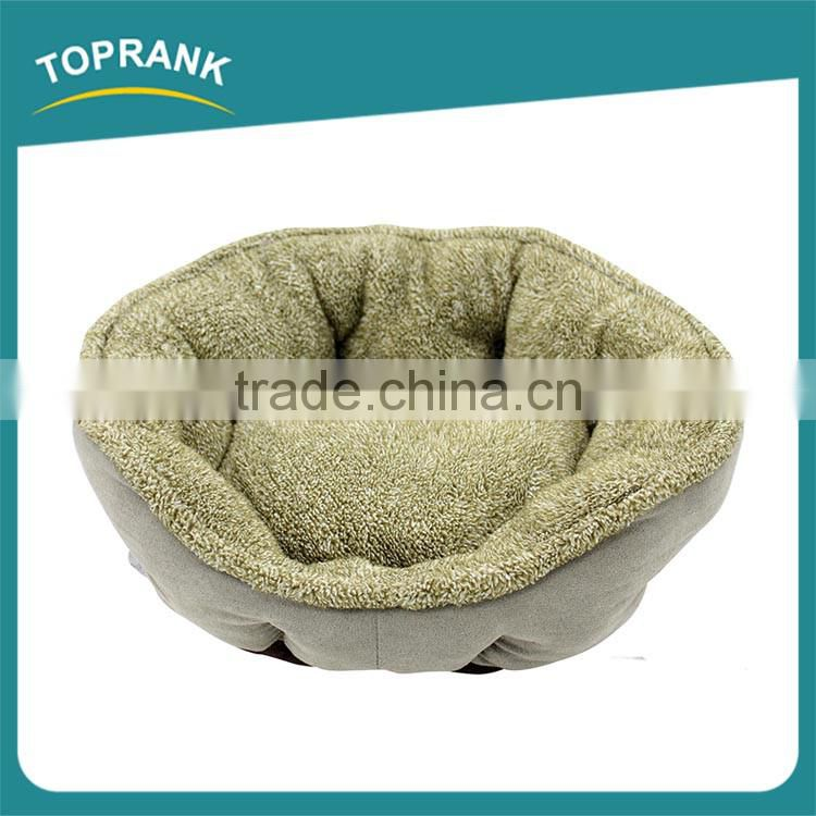 China manufacturer cheap plush small luxury pet dog bed sofa
