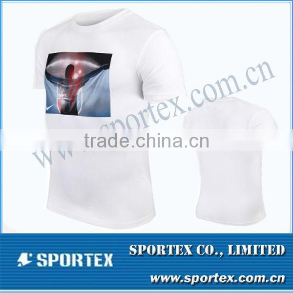 SPT-CT131901 mens cotton t shirts for sports, cheap sports t shirts for mens, mens cotton sports t shirts