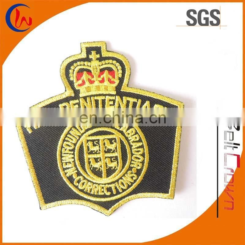 Custom Textile Patches