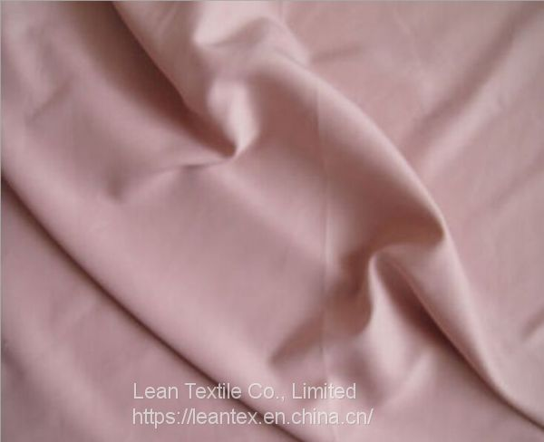 Polyester 50D Twisted Dull Satin Matte Satin Fabric 75 gsm