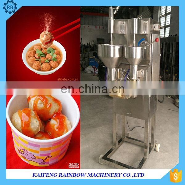 Save electricity and time beef meatball making machine delicious meatball maker in low price
