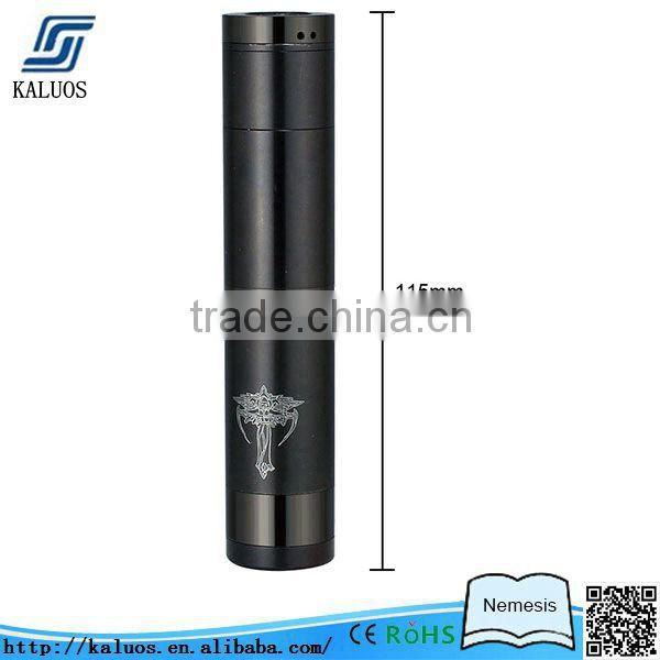 free sample electronic cigarette mechanical mods,battery tube ecig mod,king mod chiyou mod nemesis mod