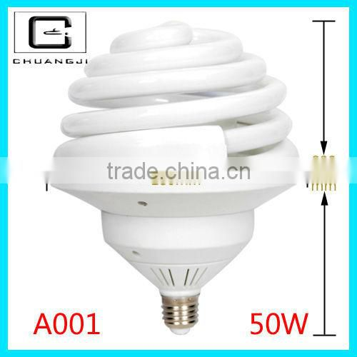 A001 unique design best quality durable super bright favorable price 50W fluorescent light fitting