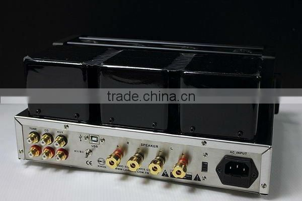 M-3 vacuum tube amplifier kit with USB port for computer DAC