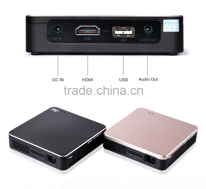 Mini projector with android pico led projector multiple for Pocket projector hdmi input