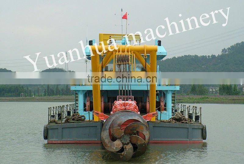 Dismountable Hydraulic Cutter Suction Dredger