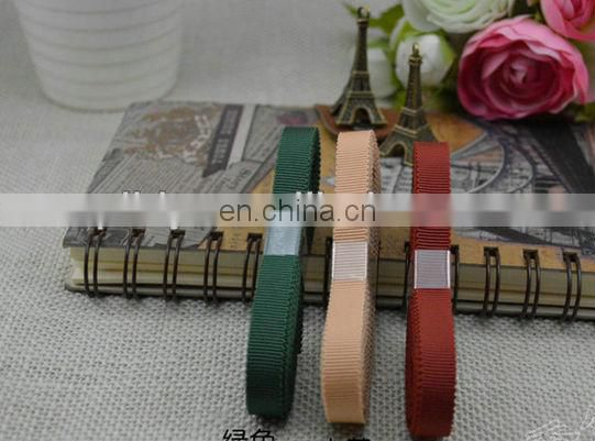 strong color polyester ribbon