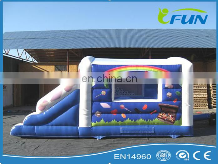 sweet hounse inflatable bouncer/inflataber candy house bouncer/inflatable jumping bouncer sweet house