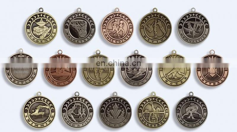 Winho personalized blank medallas