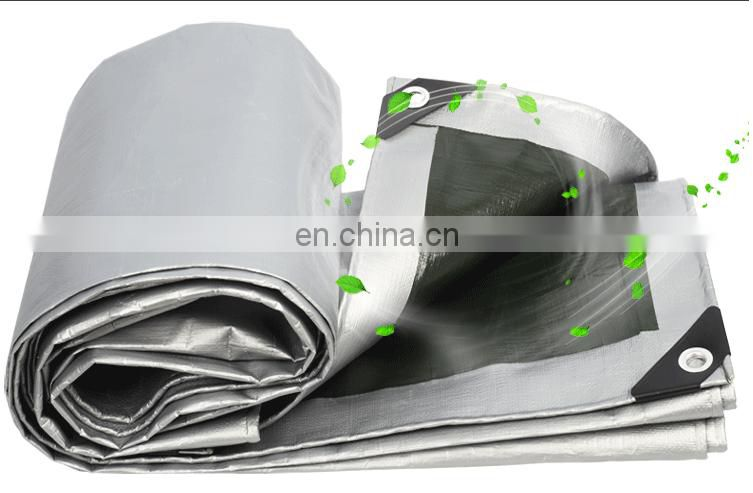 10mil heavy duty full size waterproof tearproof poly tarps