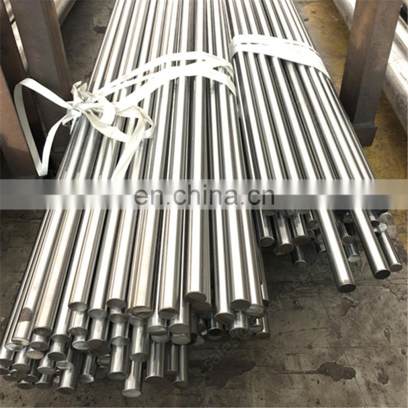 1 Inch Diameter Steel  UNS S32760 Super Duplex Hot Rolled Round Bar Image