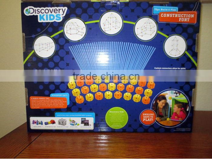 New removable 77 pieces educational toys