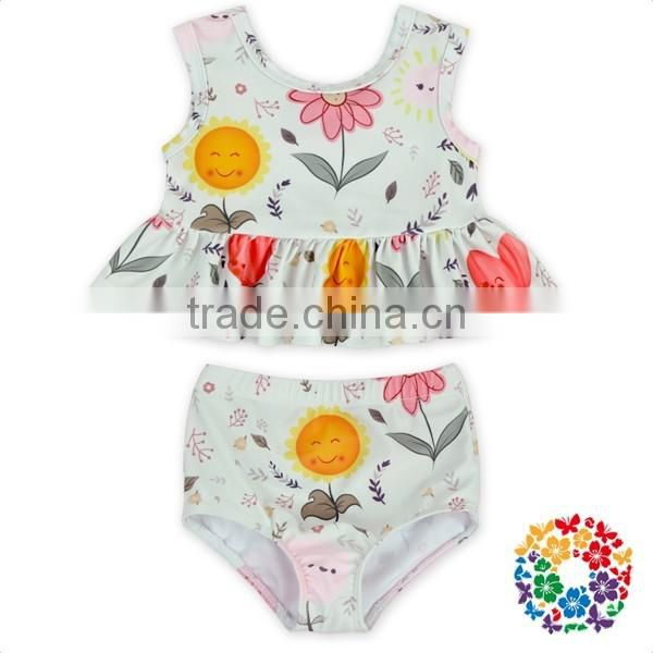 Baby Girls' 2 Pieces Swimsuit