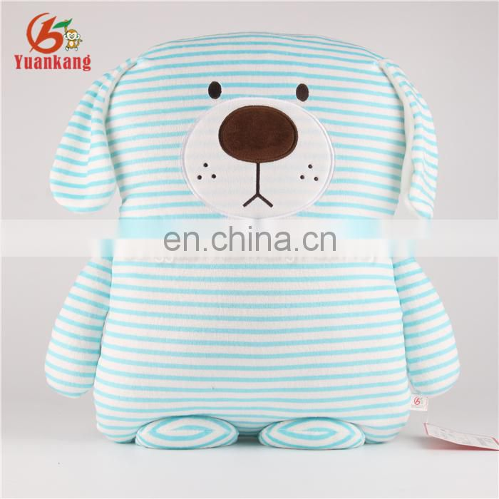 2017 China Wholesale Factory Cute Cheap Plush Dog Stuffed Animal Toys for Kids