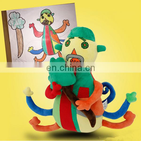 Recent Stuffed Animal Creations , toys private custom personalized with designs & drawings