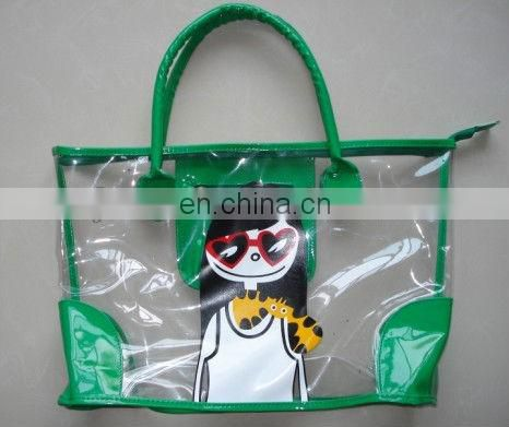 eco-friendly plastic zipper bag
