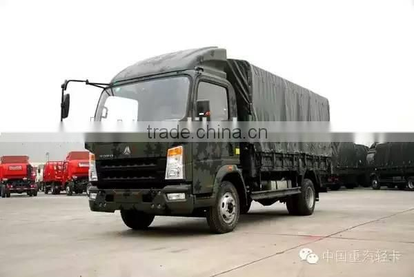 howo light diesel engine cargo truck for sale made in china