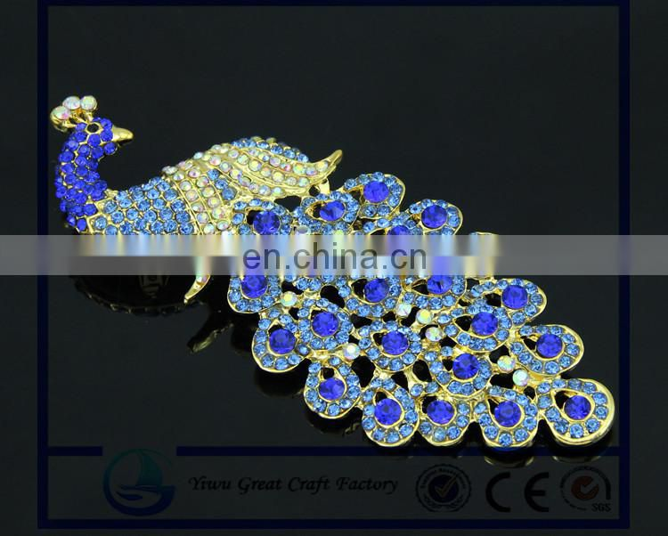 Classic!!Crystal rhinestone pin and brooch silver fashion style wedding bouquet of Christmas gifts