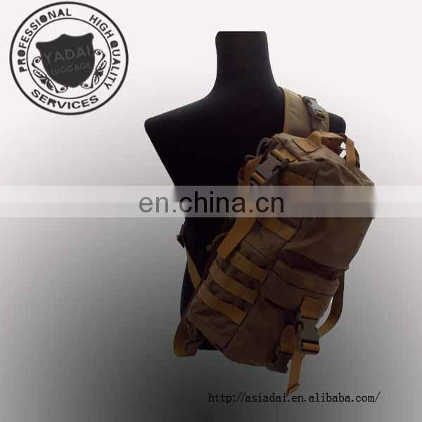 New style stylish police backpack