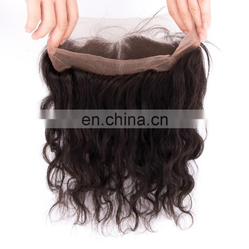 360 lace frontal with bundles hot sale China supplier factory directly wholesale price