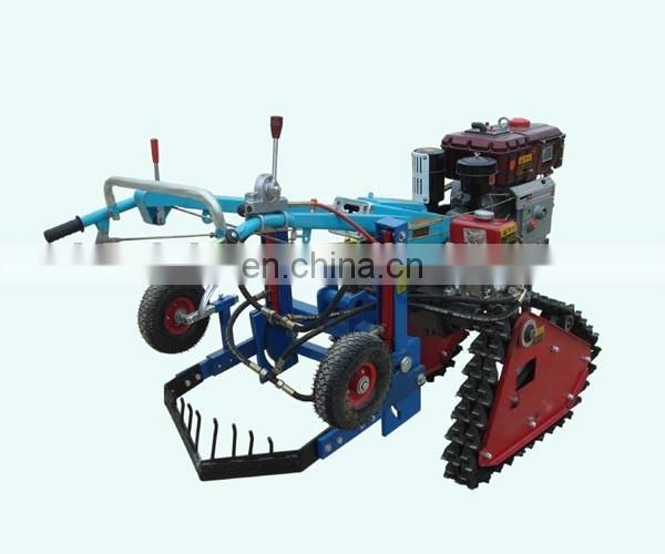 High Capacity Stainless Steel Cassava / Ginger / Groundnut / Peanut / Sweet Potato Combine Harvester