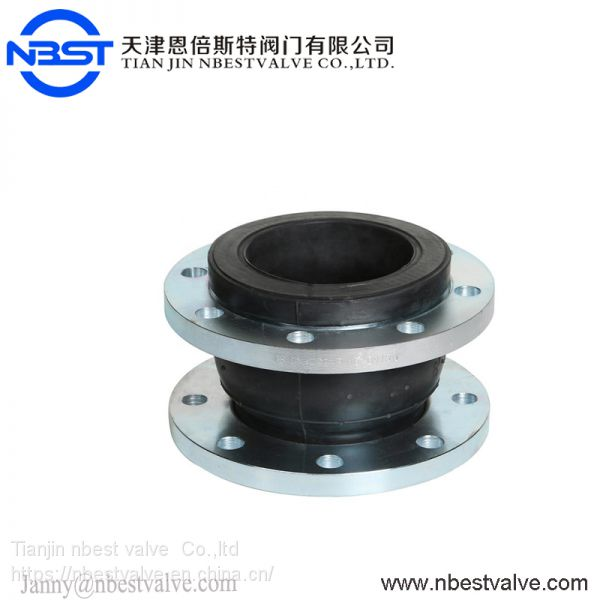 single sphere rubber expansion joint 01