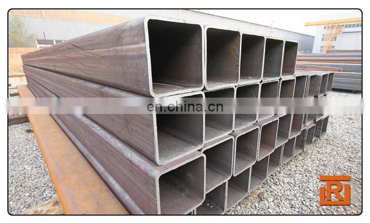 Black annealing tube Square steel Tube manufacturer / ERW SHS / MS Square Hollow Section PIPE 30x30mm
