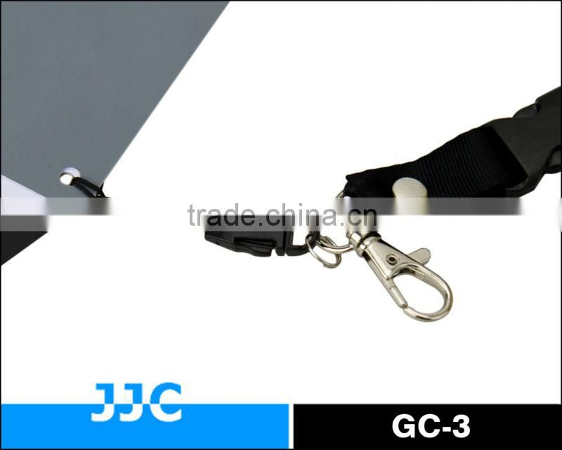 JJC GC-3 3in1 Digital Gray Card & White Balance for conventional and digital cameras