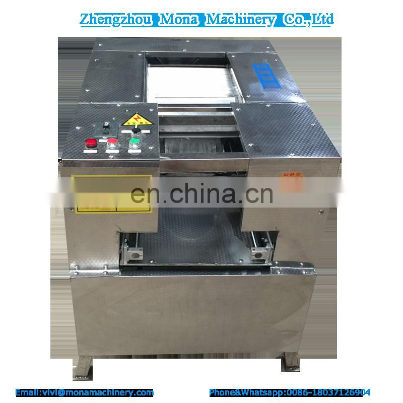 Salmon slicing machine / Fillet fish cutting machine / Catfish slicing machine Image