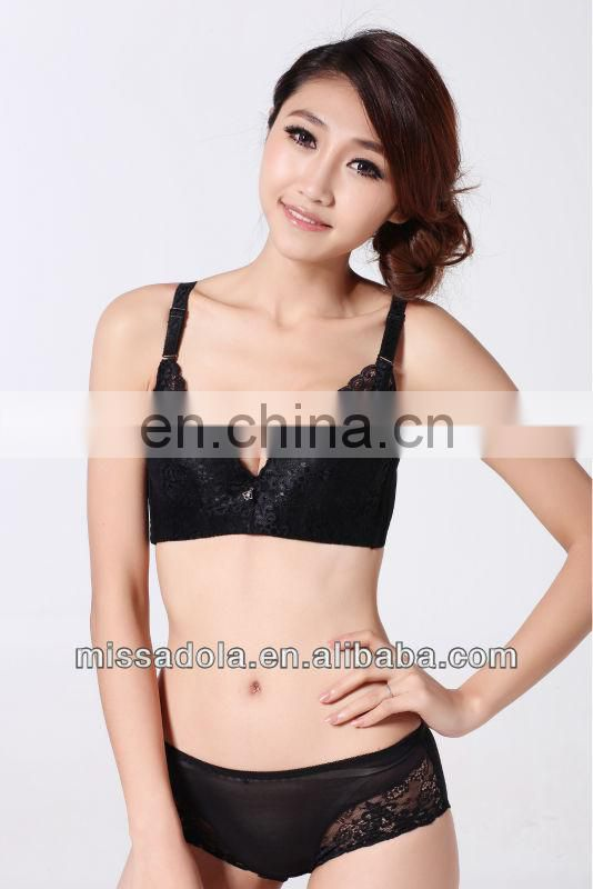 women's bra and panty set