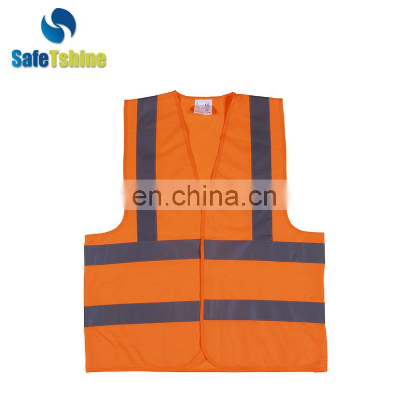 cheap high quality Reflective high visibility safety vest