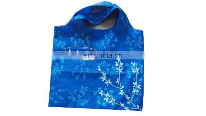 folded bag tote bag shopping bag