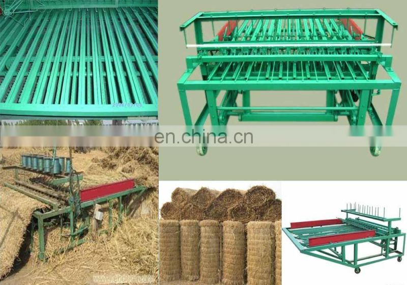 Lowest Price Big Discount bamboo/reed/straw/grass mat weaving/knitting machine knitting machine for blank