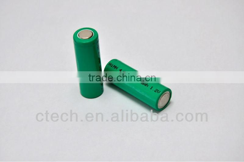 nimh battery 4/5aa 1250mah