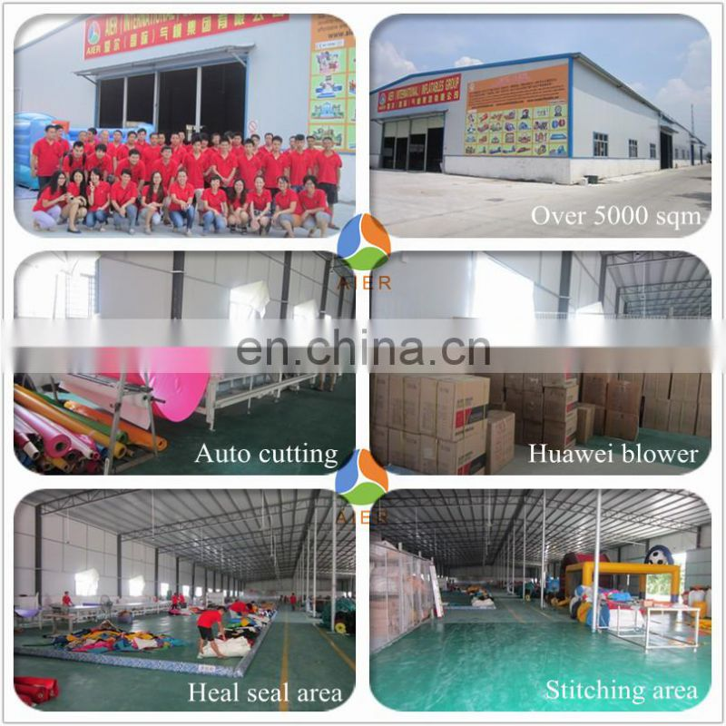 outdoor 5 in 1 inflatable sports games, inflatable basketball shooting game for kids and adults