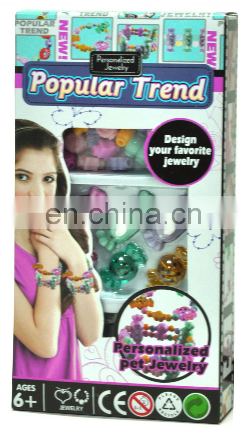 DIY jewellery kits/Kids fashion jewellery/DIY beads sets