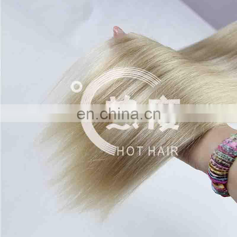 New style double Weft 100 keratin tip human hair extension virgin Human Hair Stick Tip,Tip Hair Extension