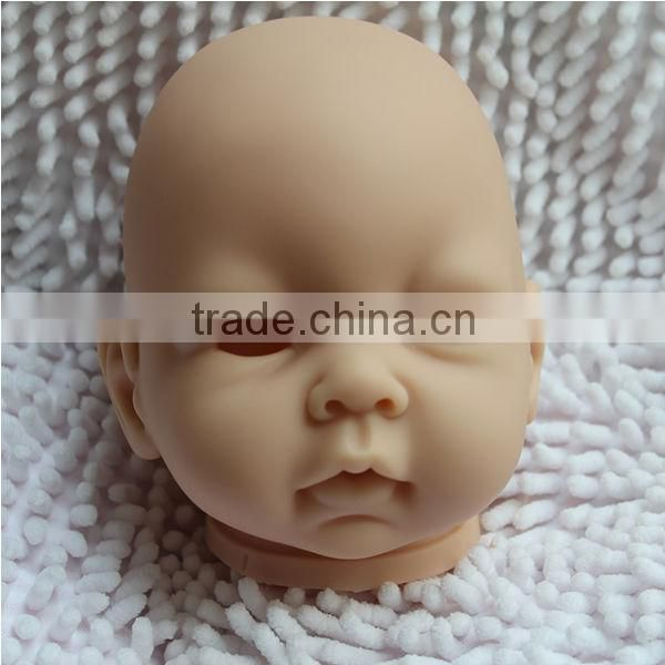 Wholesale fashionable blank DIY doll kit suit for making 20-22inch reborn baby doll silicone vinyl doll kit