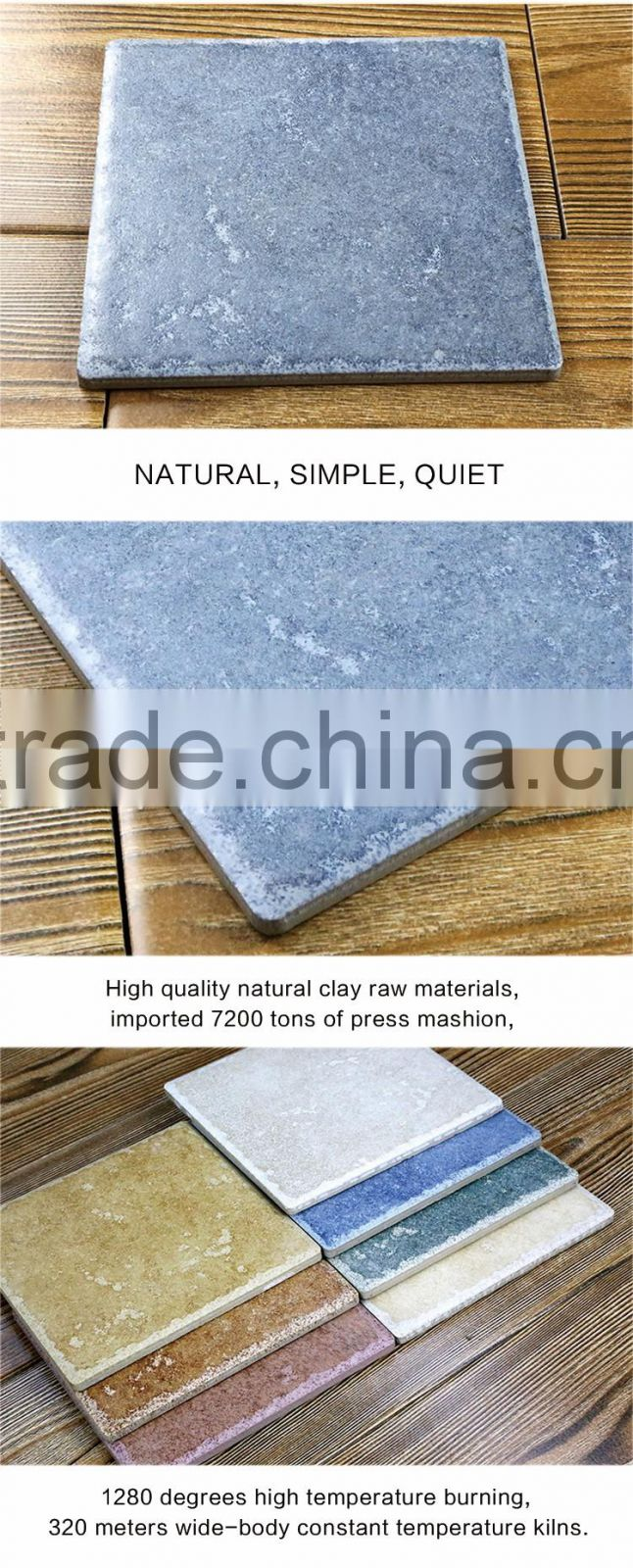tiles 40x40 limestone varmora tiles for hot sale of Rustic floor ...