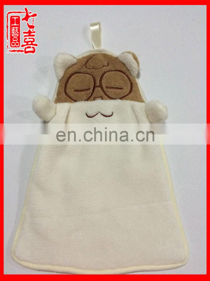 Softextile towel kids towel cartoon hand towel face towel size custom wholesale face towel