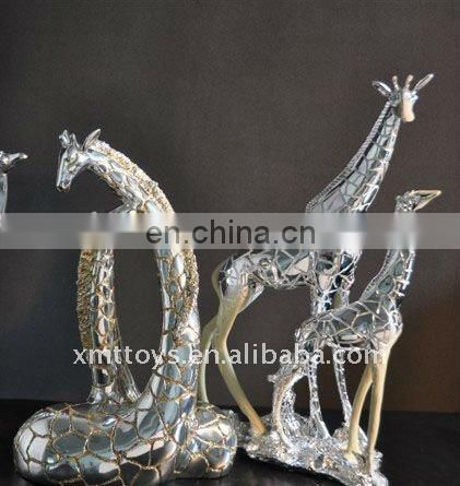 2011 Metal or crystal meterial craft suitable for home or office decor