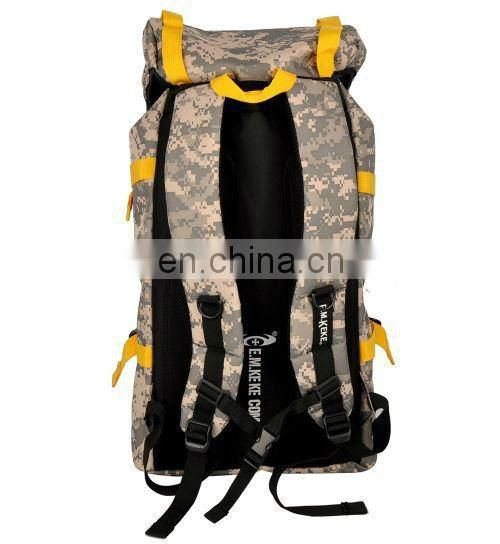 waterproof fashion huge hiking bag from Canada