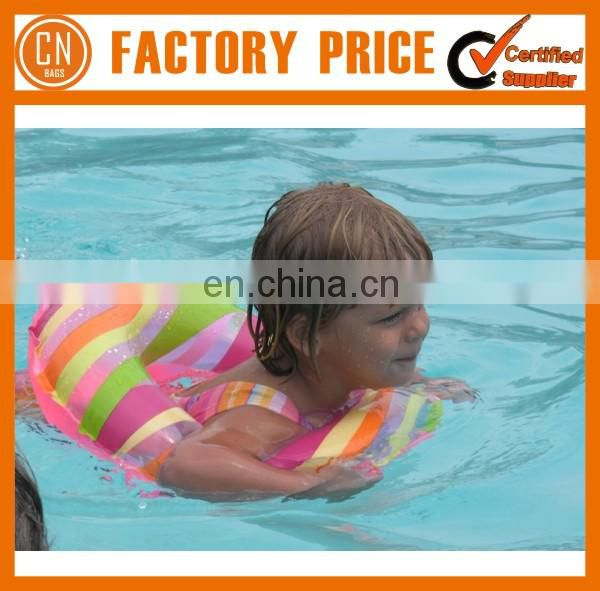 Most Popular Swimming Ring Inflatable Yellow PVC Adult Duck Swimming Ring