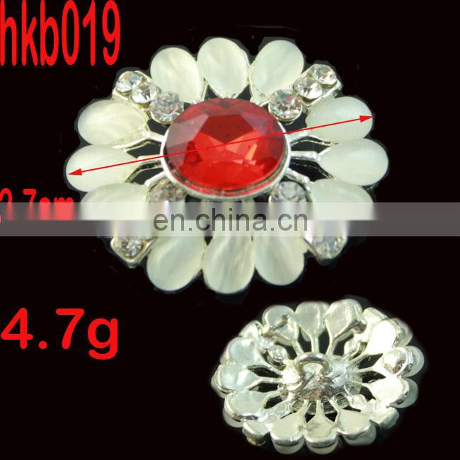 rhinestone alloy button,glass rhinestone button, rhinestone dressing button