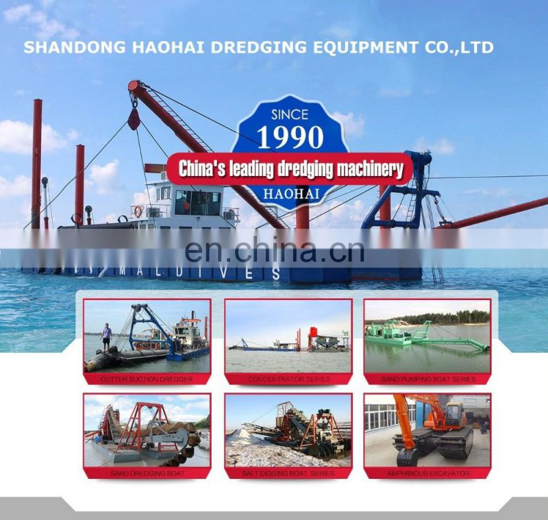 China Professional Produced 10 Inch 250 CBM Per HourCutter Suction Dredger