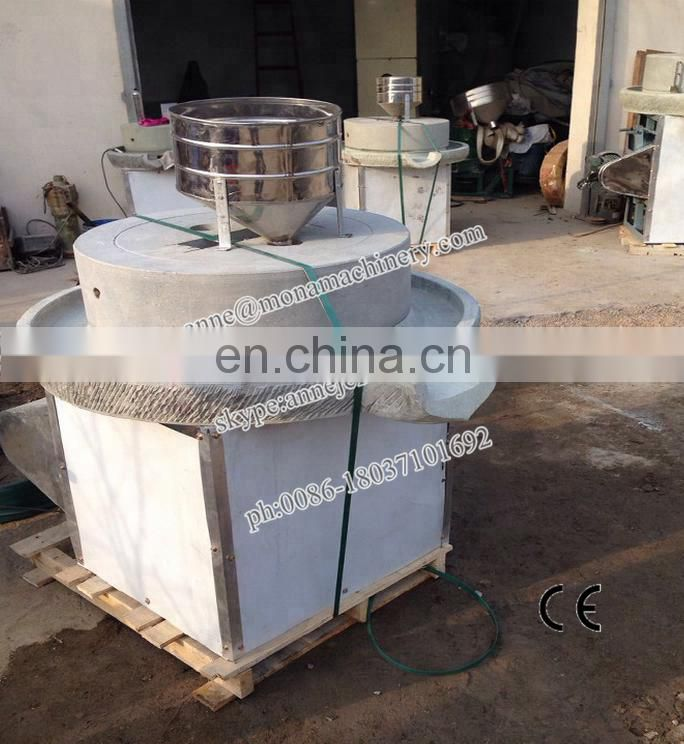 Flour Emery Mill Stone Price in Export Standard Image