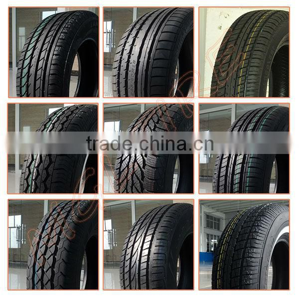 China high performance car tyres pcr tire 165/70/13, 175/70/14, 185/65/15, 195/65/15, 185/15 and 4x4 PCR TIRE