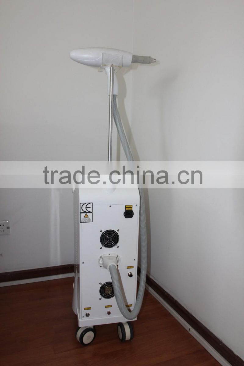 Cost-effective 1064 long pulsed nd yag laser hair removal machine